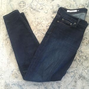 Gap authentic true skinny jeans